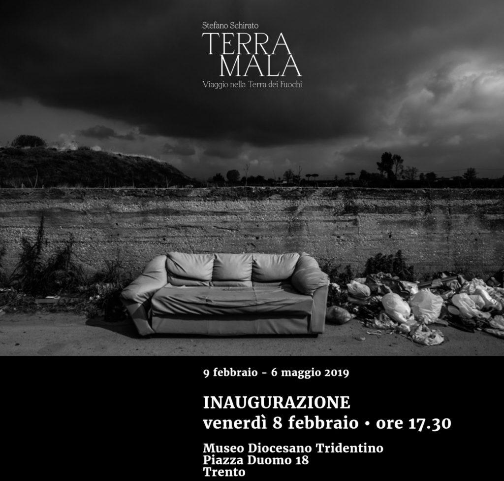 TERRA MALA <br> Viaggio nella Terra dei Fuochi <br> di Stefano Schirato