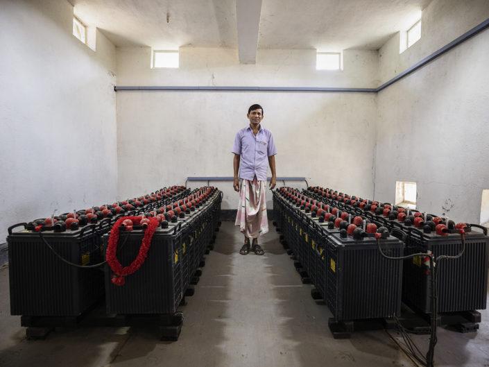 Marco Garofalo <BR> ENERGY PORTRAITS